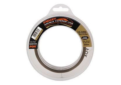 Picture of Fox Trans Khaki Exocet Double Tapered Line 300m