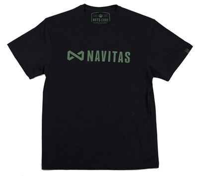 Picture of NAVITAS CORE BLACK TEE