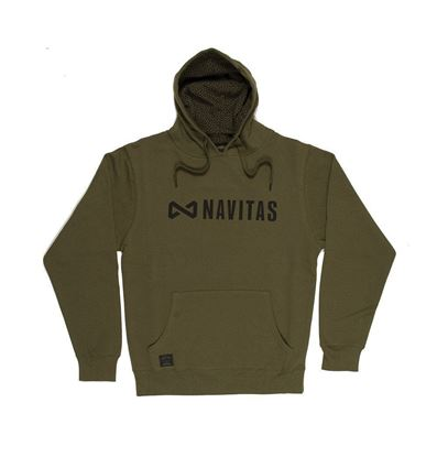 Picture of NAVITAS CORE GREEN HOODY