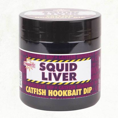 Picture of Dynamite Baits Squid Liver Bait Dip