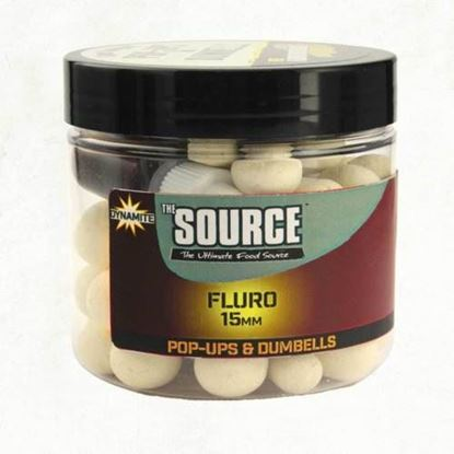 Picture of Dynamite Baits The Source Fluoro Popups
