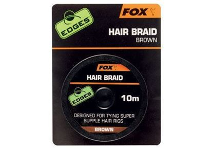 Picture of Fox Edges Hair Braid