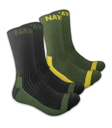 Picture of Navitas Coolmax Crew Sock 2 pack