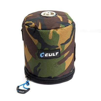Picture of Cult DPM Camo Gas Canister Case