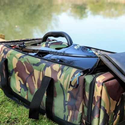 Picture of Cult DPM Camo Deluxe Bait Boat Bag or XL