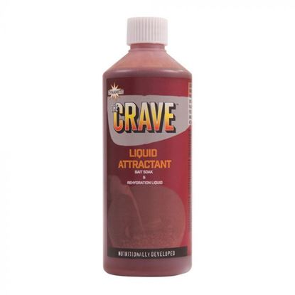 Picture of Dynamite Baits Crave Liquid Attractant 500ml