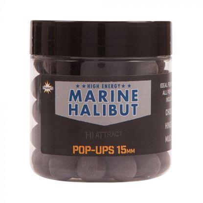 Picture of Dynamite Baits Marine Halibut Pop up 15mm