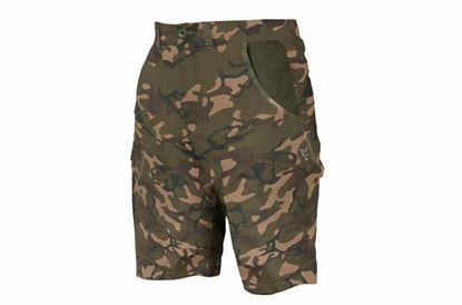Picture of Fox Camo Combat Cargo Short