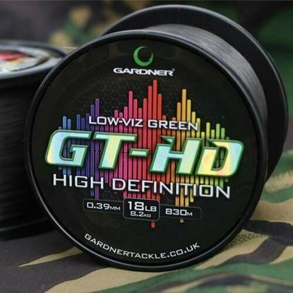 Picture of Gardner GT-HD Low Vis Green Mainline