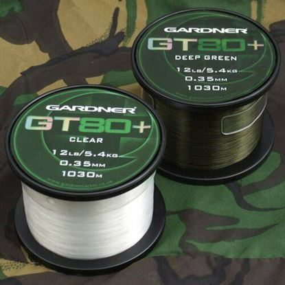 Picture of Gardner Tackle GT80+ plus Mainline