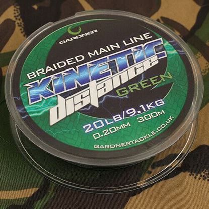 Picture of Gardner Kinetic Distance Braided Mainline