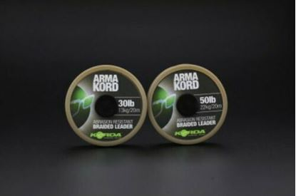 Picture of Korda Arma - Kord Braided Shock - Snag Leader