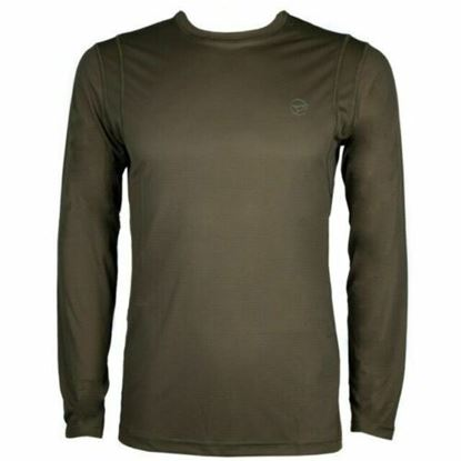 Picture of Korda Kool Quick Dry Long Sleeve Tshirt
