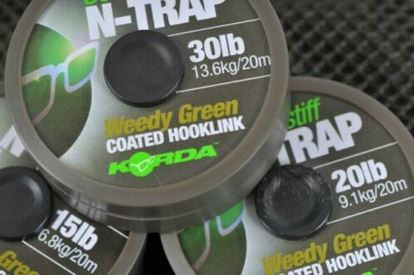 Picture of Korda N Trap Coated Hooklink