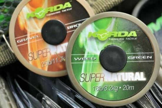 Picture of Korda Super Natural Braided Hooklink