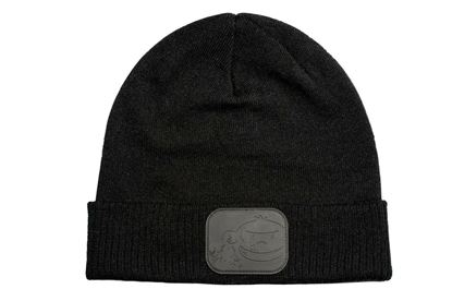 Picture of RidgeMonkey APEarel Dropback Black Beanie