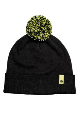Picture of RidgeMonkey APEarel Dropback Black Bobble Hat