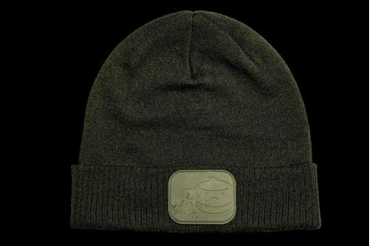 Picture of Ridgemonkey APEarel Dropback Green Beanie