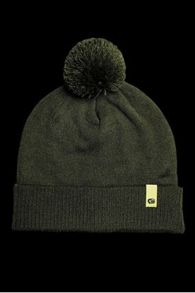 Picture of Ridgemonkey APEarel Dropback Green Bobble Hat