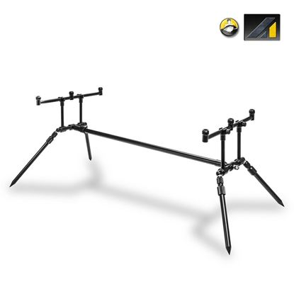 Picture of Solar Tackle A1 GT Low Profil Rod Pod With 3-Rod Buzz Bars
