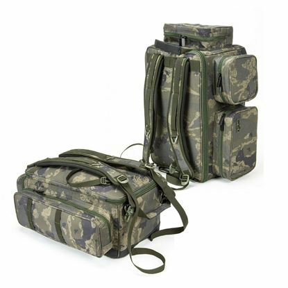 Picture of Solar Tackle Undercover Camo Rucksack