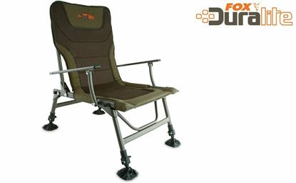 Picture of Fox Lightweight Duralite Arm Rest Chair