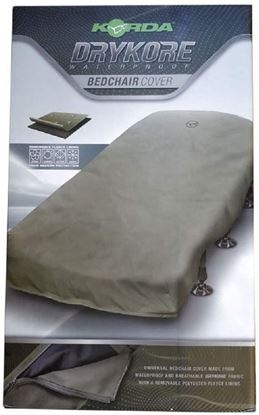 Picture of Korda Waterproof DRYKORE Bedchair Cover