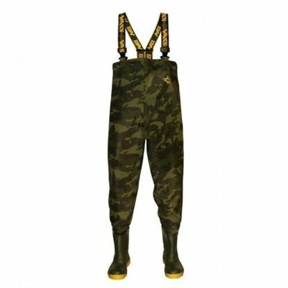 Picture of Vass 785 'Heavy Duty' Camo Chest Wader