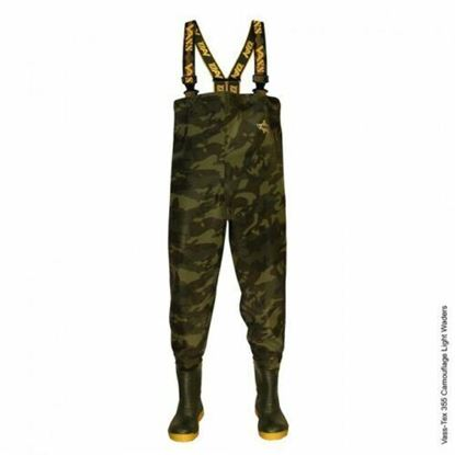Picture of Vass 355 Lightweight Camo Chest Wader