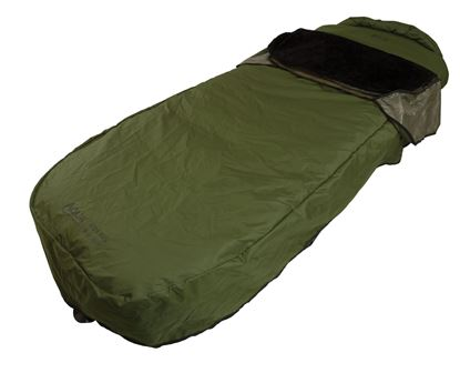 Picture of Aqua Atom Green Bed System Cover