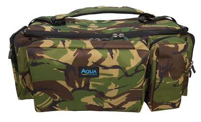 Picture of Aqua DPM Camo Barrow Bag