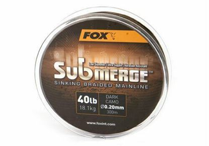 Picture of Fox Submerge Sinking Braided Mainline 300m