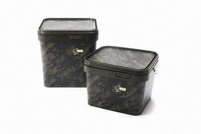 Picture of Nash Rectangular Heavy Duty Square Bucket