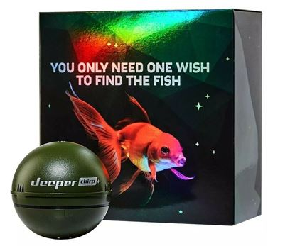 Picture of Deeper Smart Sonar Chirp+ Fish finder