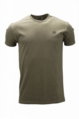 Picture of Nash Tackle T-Shirt Green